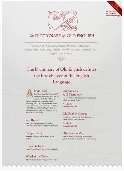 DOE Homepage 2011
